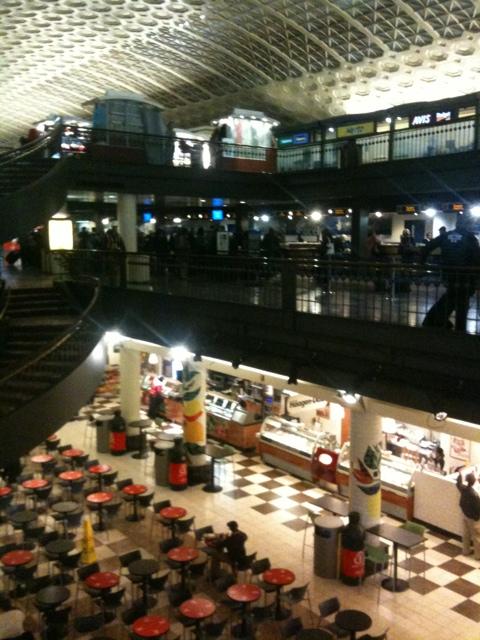 Union Station, a D.C. Architectural Landmark