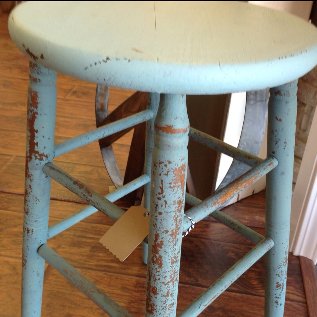 Eulalie's Sky stool, without bonding agent