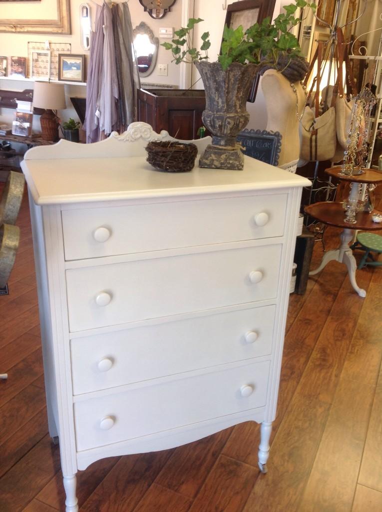 """Meet """"Blanche"""", Our New Dresser!"""