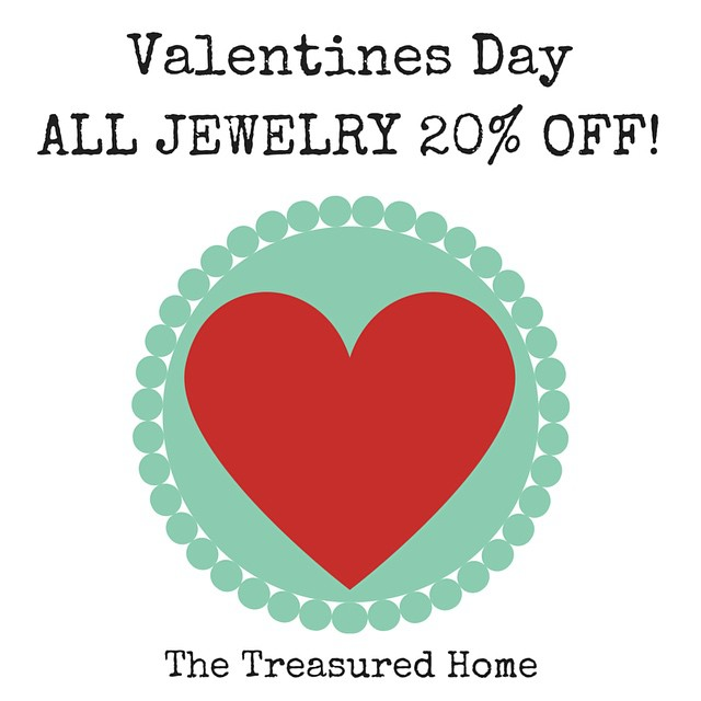 Valentine's Day Sale! #thetreasuredhome