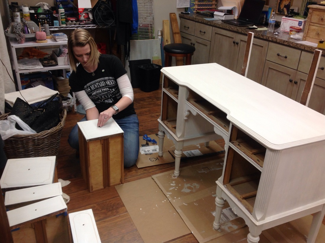 Milk Paint Adventures and Other News