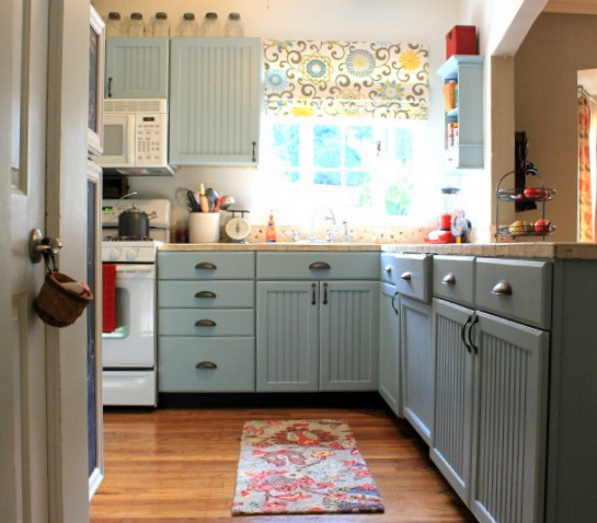 Can You Paint Kitchen Cabinets With Chalk Paint: Cabinet Painting, Using Chalk-Based Paint