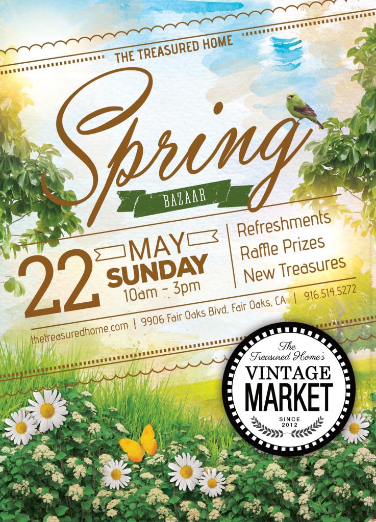 Spring vintage market