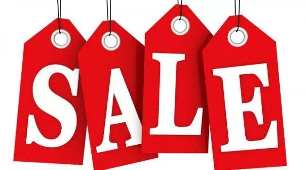 Appreciation Sale!