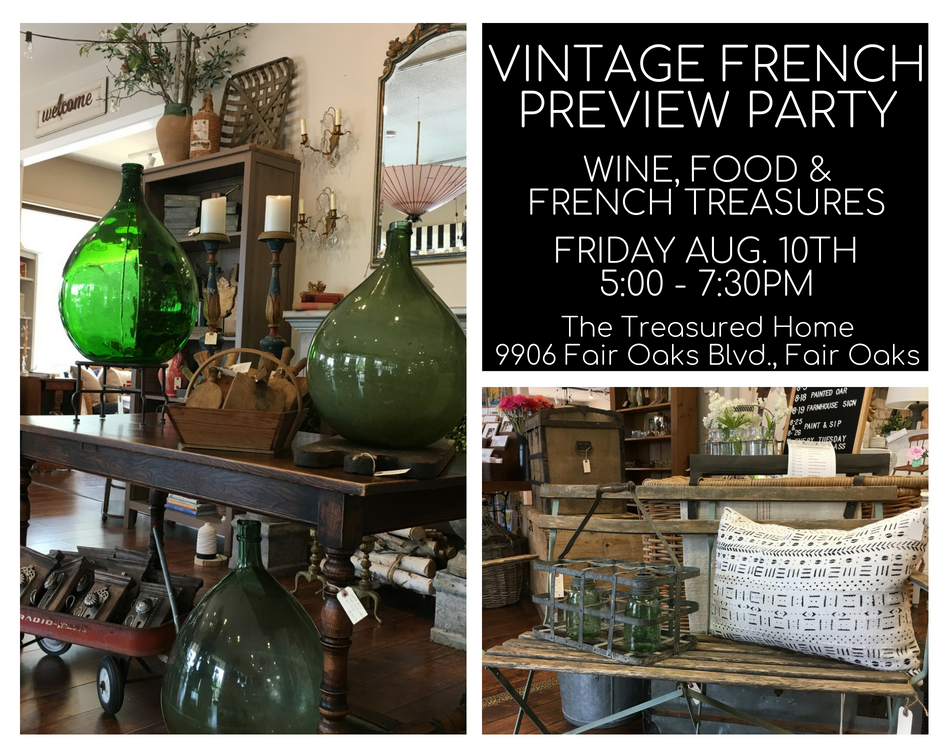 French Preview Party, Friday Night!