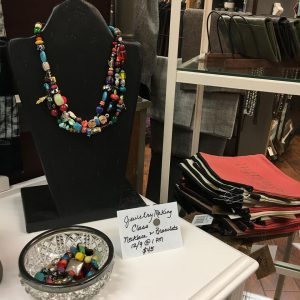 Jewelry Making Class at The Treasured Home Fair Oaks, California