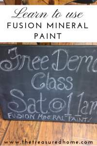 Watch as Barbara with The Treasured Home does a Live Demo using Fusion Mineral Paint! She is the go-to for all things painted furniture and DIY home decor! Learn for free from the best! #thetreasuredhome #fairoakscalifornia #fusionmineralpaint #furniturepaitingdemonstration #howtousefusionmineralpaint