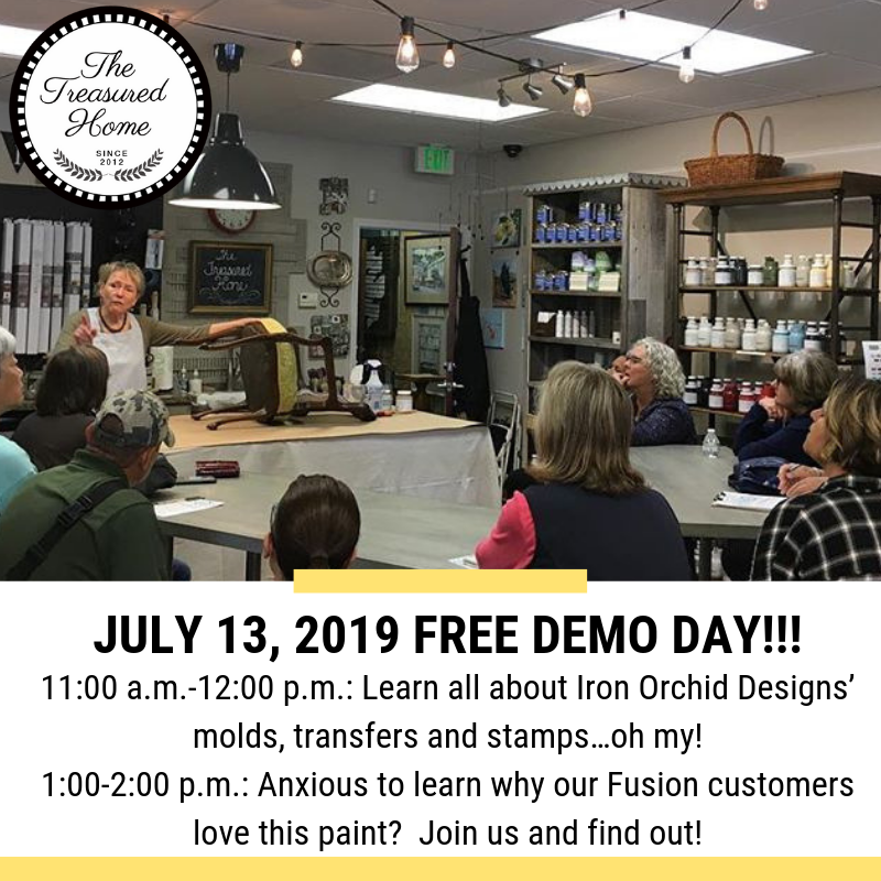 Summer Sale and free Demo Day